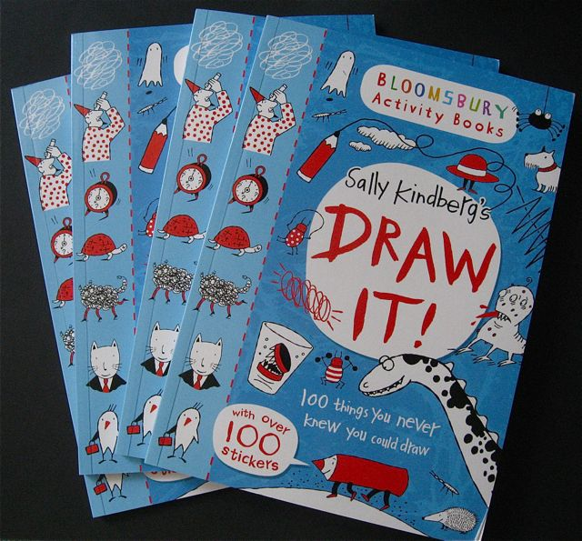 Draw It! author copies