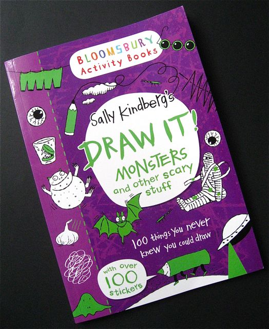 Draw It monsters