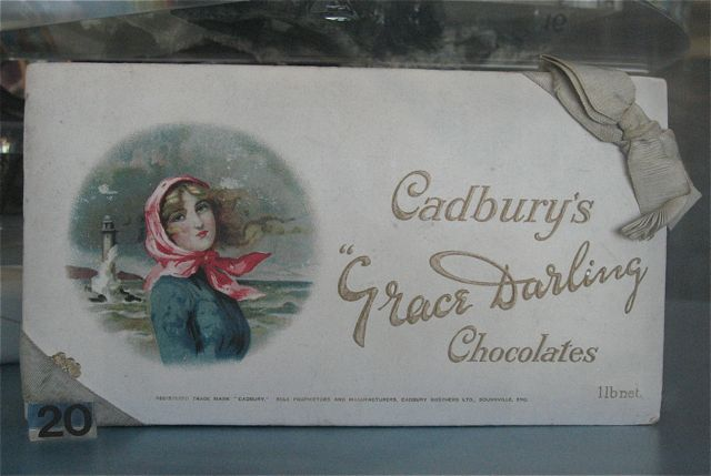 grace darling chocs