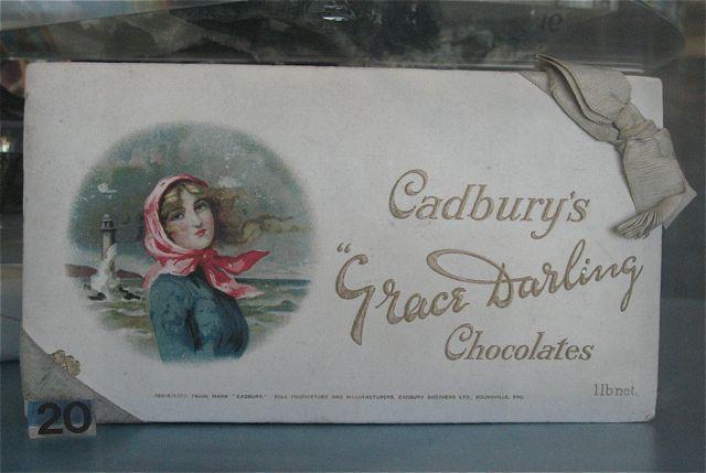 grace darling chocs