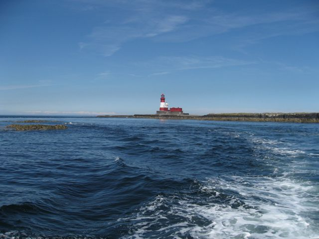 longstone lighthouse farnes isles