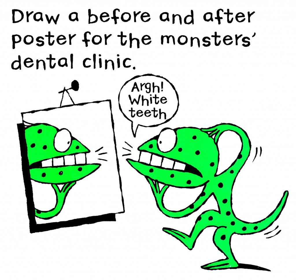 monsters dental