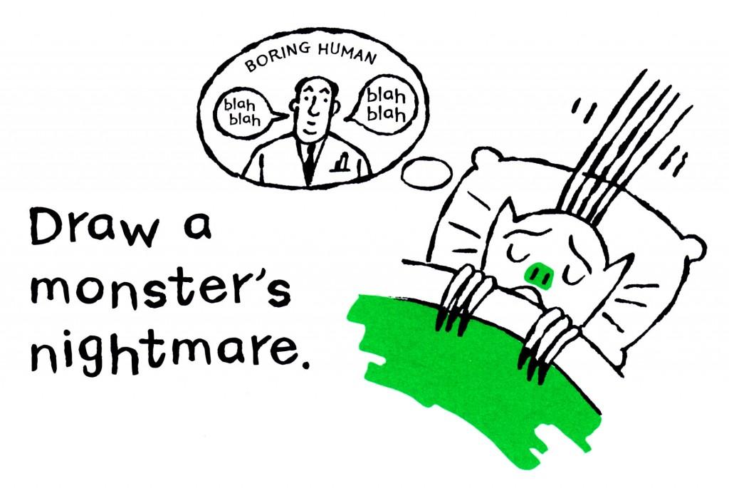 monsters nightmare