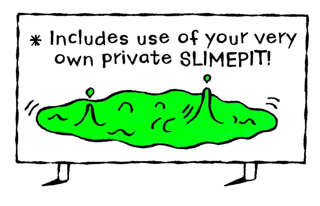 monsters slimepit