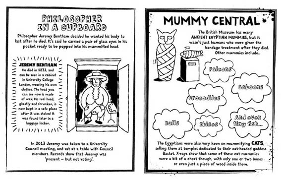mummy central