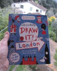 Tuscany:London book