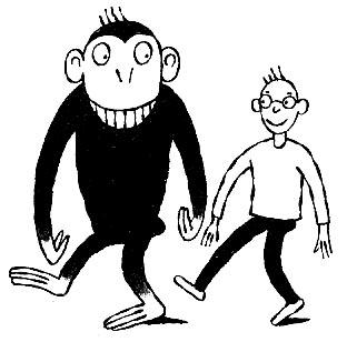 monkey friend 2