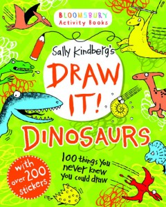 Draw It! Dino sample cover Jan 26th 2015