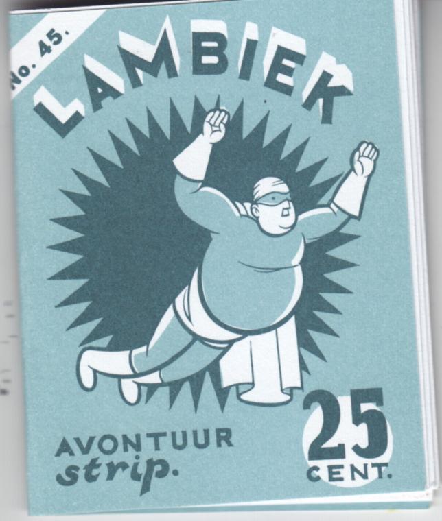 lambiek booklet