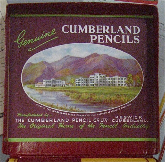 Cumberland pencils