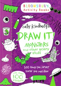monster cover copy