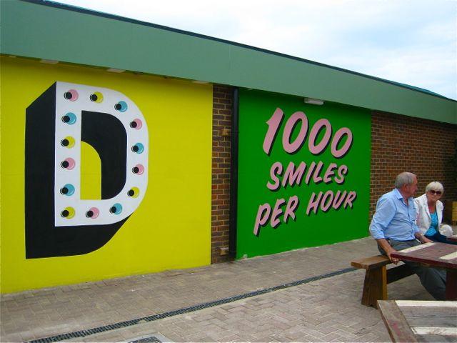 D 1000 smiles