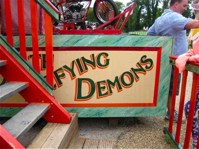 D Flying Demons
