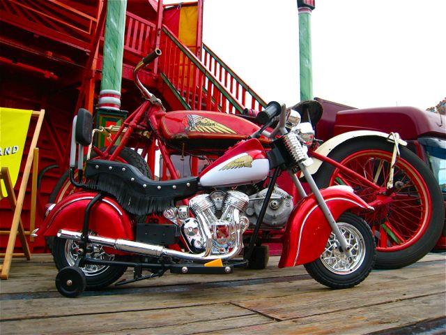 D Messham bikes
