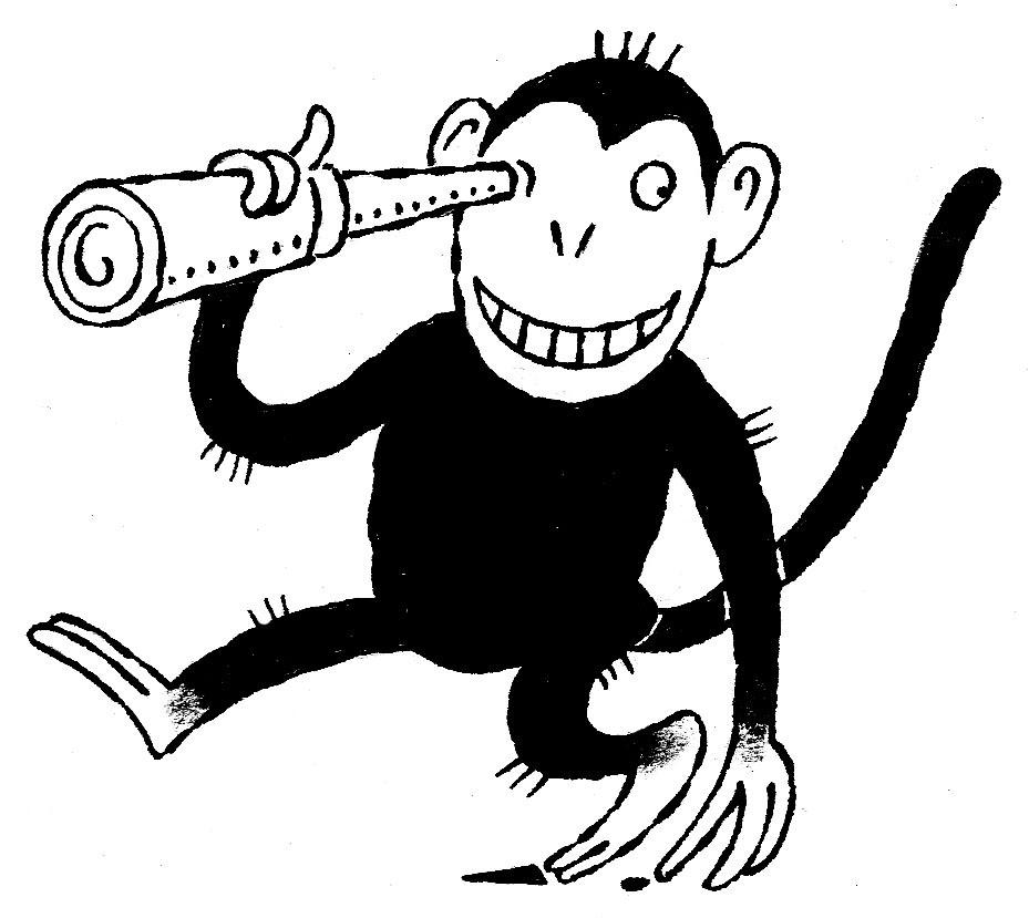 pirates monkey 2
