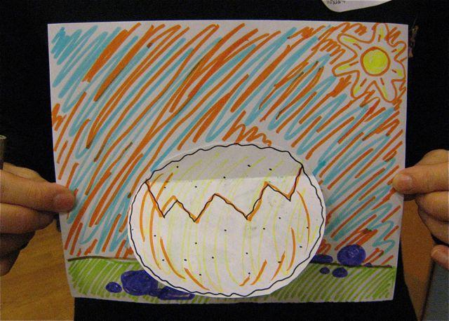 BD egg 16