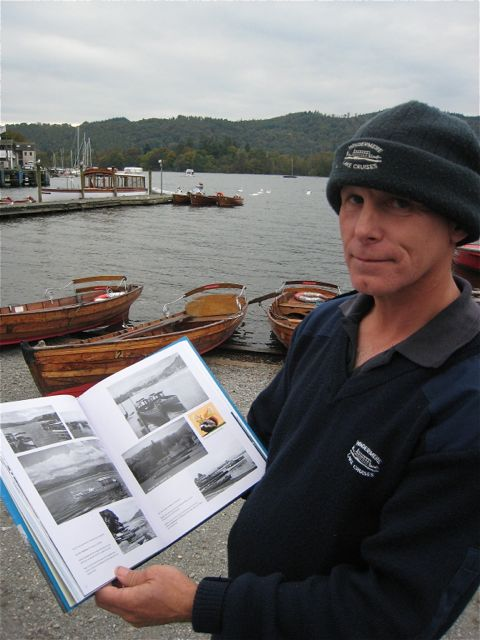 Lakes Bob the Boatman of Bowness