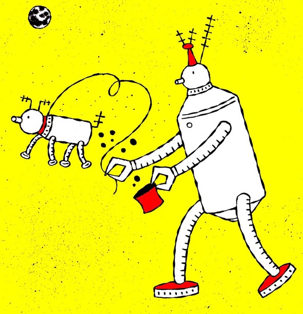 astronaut with yellow b:g copy