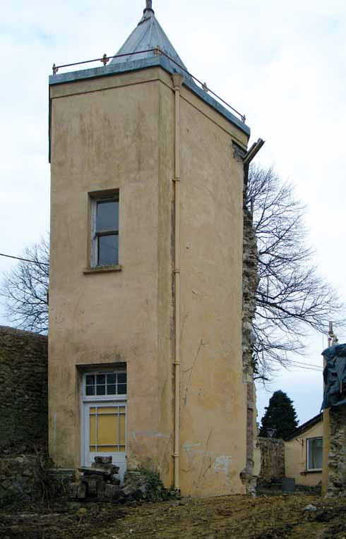 Belmont's 19C observatory tower