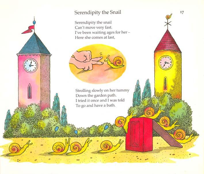 twiddling-snail